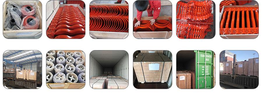 Rock Bolt PVC Centralizer