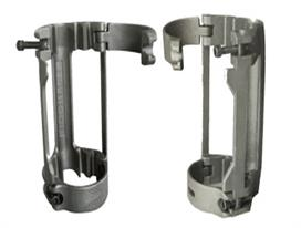 Casing Cross Coupling Cable Protector