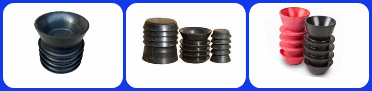 Non-Rotating Cementing plugs